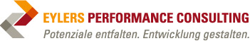 Logo Eylers Performance Consulting Berlin: Projektmanagement, Teamentwicklung, Coaching, Führungskräftetraining, Mediation