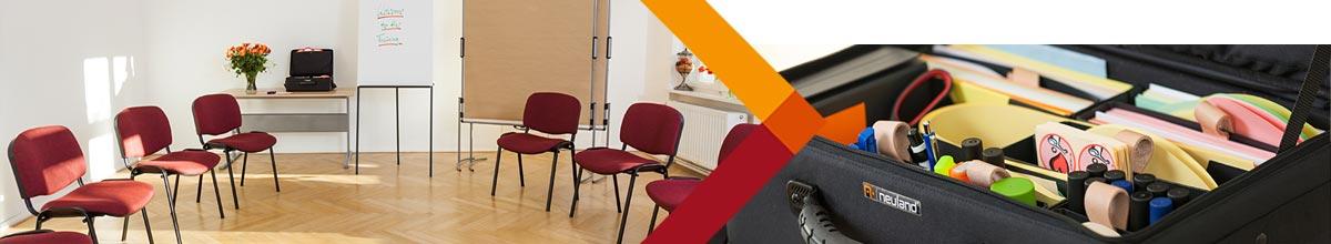 Seminarraum von Eylers Performance Consulting, Berlin - Change Management, Organisationsentwicklung, Teamentwicklung, Organisationsberatung, Führungskräfte-Training, Veränderungsmanagement, Systemische organisationsberatung und -entwicklung